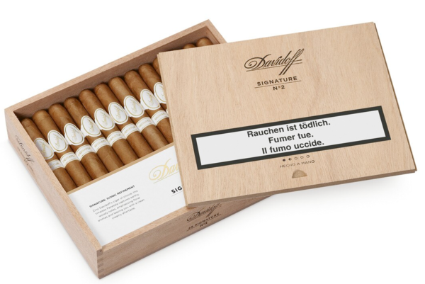 Davidoff Signature No 2