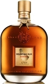 MOUNT GAY RUM  1703 OLD CASK SELECT ION 70cl 43%vol.