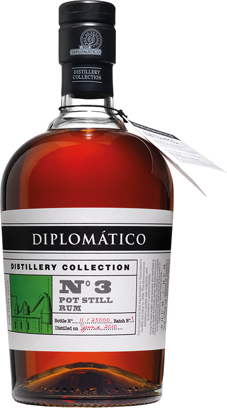 Diplomatico Distillery Collection No3 Pot Still
