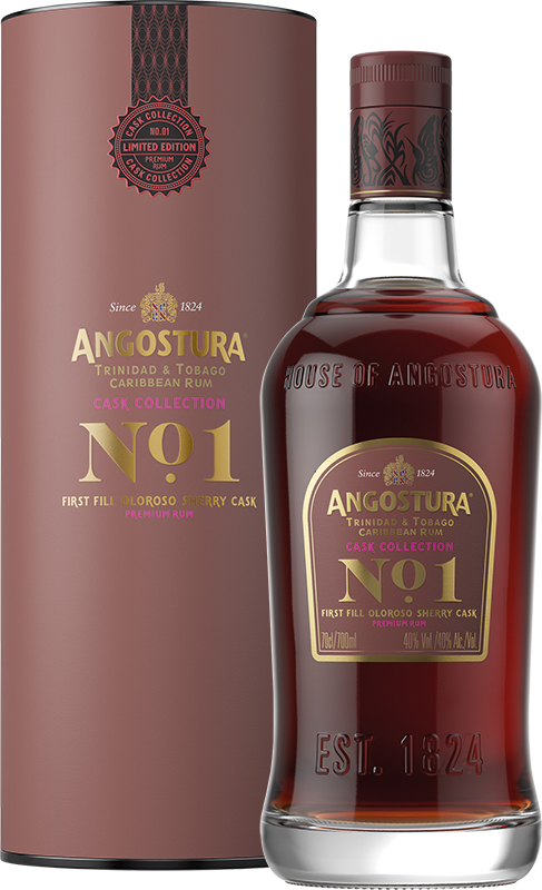 ANGOSTURA NO. 1 BATCH III  70cl / 40%vol.